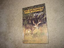 Solving the Mysteries of Deer Movement James Kroll