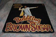 BUBBLING BROWN SUGAR, ORIGINAL LONDON CAST RECORDING LP
