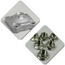 Gilera Runner Sp 125/180 Stainless Cylinder Head Nuts
