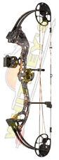 "Fred Bear Archery Cruzer LITE Compound Bow Moonshine Wildfire RH 12""-27"" Draw"
