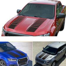 Vinyl Black Stripe Decal Graphic Sticker For Body Hood Car Truck Accessories