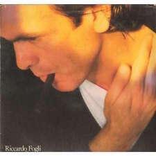 Audio CD - RICARDO FOGLI - Amore Di Guerra -  EXTREMELY RARE - Good (G)