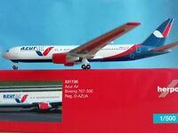 Herpa Wings  1:500  531726  Azur Air Germany Boeing 767-300 D-AZUB