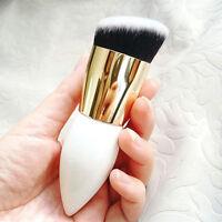 Maquillage cosmétique Angled Poudre pour le visage Contour Pinceau à blush P0W0