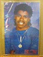 vintage Kurtis Walker original rap artist Blow poster 9129