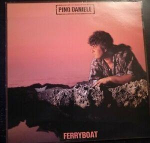 PINO DANIELE - FERRYBOAT *ANNO1985  -DISCO VINILE 33 GIRI* N.163
