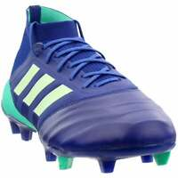 adidas Predator 18.1 Firm Ground  Casual Soccer  Cleats - Navy - Mens