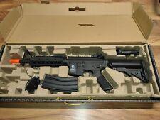 Used Lancer Tactical LT02B Gen 2 M4 MK18 MOD0 Carbine AEG Airsoft Rifle (Black)