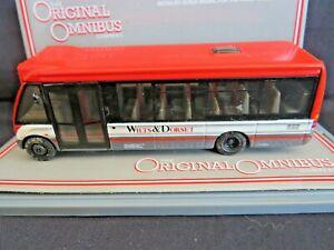 Corgi OOC 44108. Optare Solo. Wilts & Dorset. Boxed. Ltd Ed