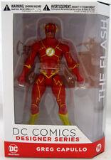 DC Comics Designer Series 6 Inch Action Figure Greg Capullo Series - Flash
