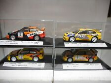 SEAT CORDOBA WRC RALLY ... 1999-2001 ALTAYA IXO 1:43