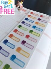 S238-Dentist Appointment,Tooth Pain, Toothache :Planner Stickers Erin Condren