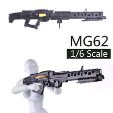 1/6 Scale Avatar MG62 Gun Model Puzzles Building Brick Gun Weapon Action Figure
