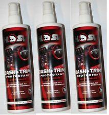 3 x SONAX  HSV DASH & TRIM PROTECTANT MATT FINISH 3 BOTTLES