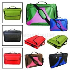 "17.3"" 17"" 16.4"" Inch Laptop Briefcase Notebook Bag For MacBook Air Pro, Women"