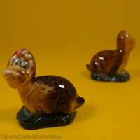 Wade Whimsies (1965/69) Balding & Mansell - The Flintstones Crackers - Dino