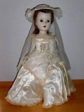 """American Character ~ Vintage 1950's Sweet Sue Hp 15"""" Walker Doll Original Gown"""
