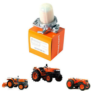 Use For Kubota Tractor L 2808 L 3408 L 4508 M 5000 Fuel Filter Valve Set 1 set