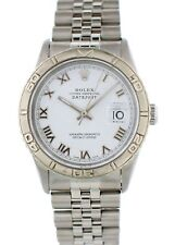 Rolex Oyster Perpetual Datejust Turn O'Graph 16264 Mens Watch