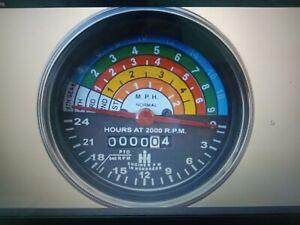 IH Farmall tachometer 2000 rpm