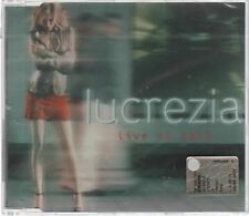 LUCREZIA LIVE TO TELL CD SINGOLO SINGLE cds SIGILLATO!!!
