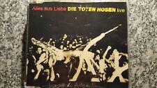 Die Toten Hosen / Alles aus Liebe - LIVE - Maxi CD