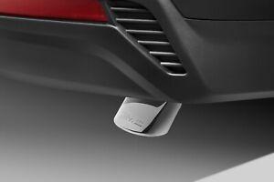 2015-2022 GMC Canyon 3.6L Polished Exhaust Tip 84439203 Angle Cut W/ Logo OEM GM