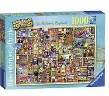 Ravensburger Curious Cupboards No. 6 Jigsaw Puzzle (1000-Piece) Great Price!