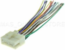 WIRE HARNESS FOR CLARION DXZ-635MP DXZ635MP *PAY TODAY SHIPS TODAY*