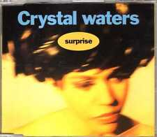 Crystal Waters - Surprise - CDM - 1991 - House Garage 3TR Mercury France