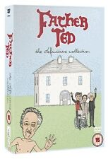 FATHER TED Complete Series 1 2 3 + Christmas Specials+Extras Collection Box Set