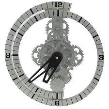 Horloge Murale avec Engrenages Visibles DynaSun GCL06-37 - NEUF