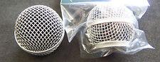 2 piezas sustitución micrófono cesta para, p. ej., Shure sm58 cesta de micrófono