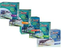 Aquaclear Aqua Clear 20 30 50 70 110 with MEDIA FOAM CARBON Complete Package