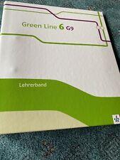 Green Line 6 G 9. Lehrerband Lösungen Schulbuch und Kopiervorlagen