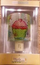 "Midwest CBK Lights In The Night ""I Love Cupcakes""by Christy Tomlinson Nightlight"