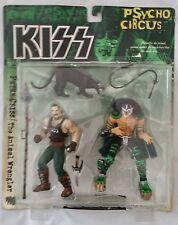 McFarlane Toys KISS PSYCHO CIRCUS Action Figure PETER CRISS / ANIMAL WRANGLER