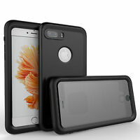 For iPhone 6 6s 7 Plus 7+ Hard Armor Shock Waterproof Under Swimming Case Cover