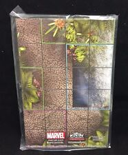 Marvel Heroclix Avengers Defenders War Wakaknda / Dark Dimension Outdoor Map HX8