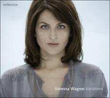 Variations: Piano Music (Wagner) CD NEW