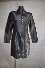 ROBE CHINOISE PAUL BRIAL  TAILLE 36/S  DRESS/ABITO/VESTIDO/KLEID