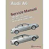 AUDI A6 C5 S6 RS6 ALLROAD QUATTRO RS 6 Owners Handbook Workshop Service Manual