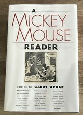 A MICKEY MOUSE READER FIRST ED 2014 UNIV PRESS OF MISSISSIPPI WALT DISNEY ESSAYS
