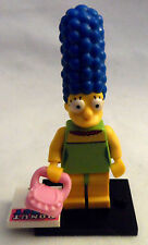 THE SIMPSONS LEGO MINIFIGURES MARGE SIMPSON COMPLETE