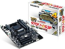 Gigabyte 970a-ds3p - ATX placa base AMD Conector AM3 + CPU