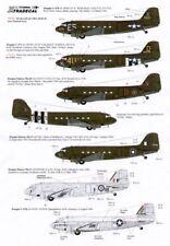 Xtradecal 1/72 Douglas C-47 Dakota Skytrain/Dakota # 72083