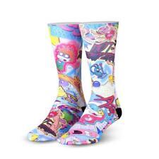 Odd Sox Nickelodeon Sticker Cartoon Socks