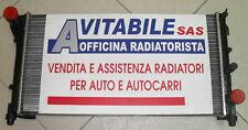Radiatore Acqua Fiat Panda 1.3 Diesel Multijet con e senza ac dal 2004 ->