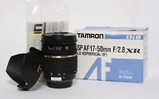 Tamron AF 17-50mm F2.8 XR Di-II LD SP Aspherical IF A16 for Pentax