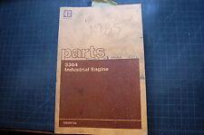 CAT Caterpillar 3304 Marine Engine Parts Manual Book Catalog diesel spare 1994